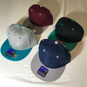 Leader of Generation Apparel OSFM Hat Lot of 4